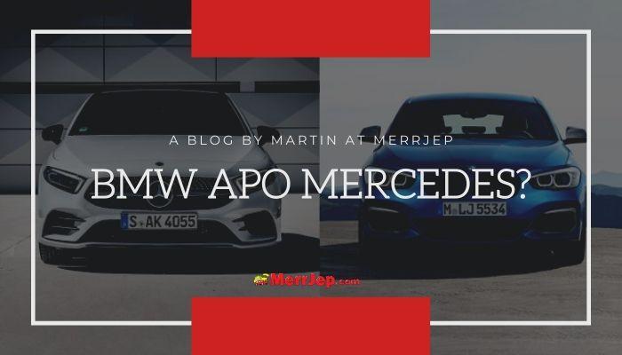 BMW apo Mercedes: çfarë i dallon ato?